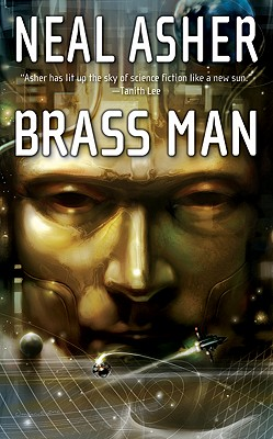 Brass Man By Asher, Neal